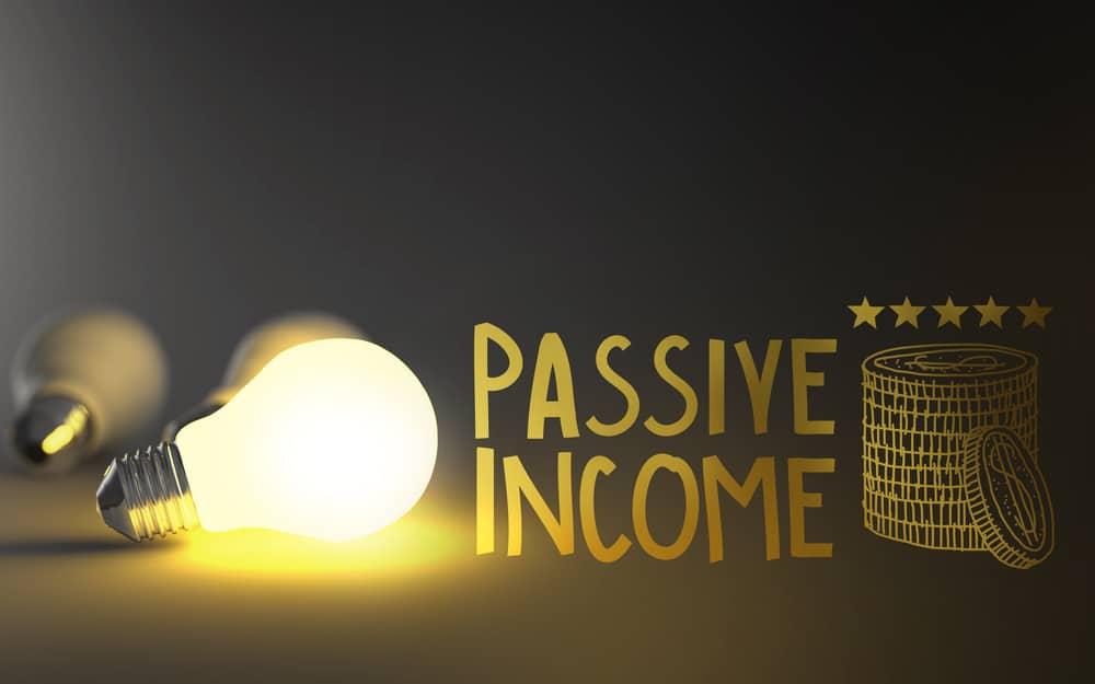 הכנסה פסיבית Passive income